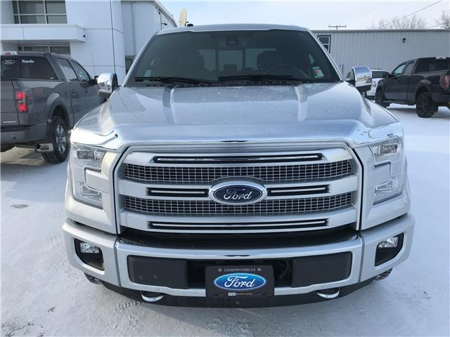 2016 Ford F-150 Platinum (Stk: 8220A) in Wilkie - Image 24 of 27