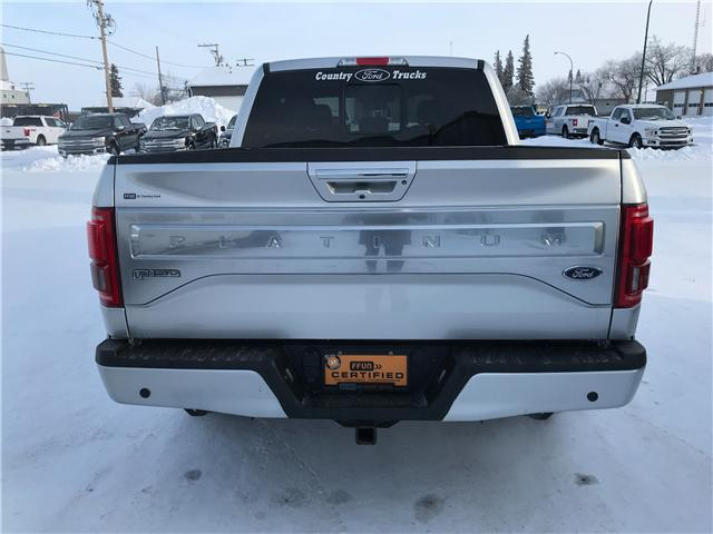 2016 Ford F-150 Platinum (Stk: 8220A) in Wilkie - Image 25 of 27