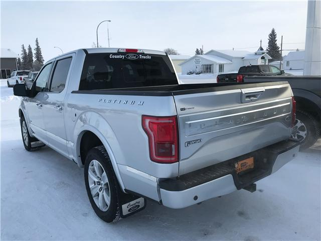 2016 Ford F-150 Platinum (Stk: 8220A) in Wilkie - Image 3 of 27