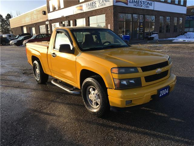 2004 Chevrolet Colorado LS ZQ8 2WD (Stk: P3592) in Newmarket - Image 2 of 12