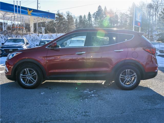 2018 Hyundai Santa Fe Sport 2.4 Base (Stk: X1250) in Ottawa - Image 5 of 11
