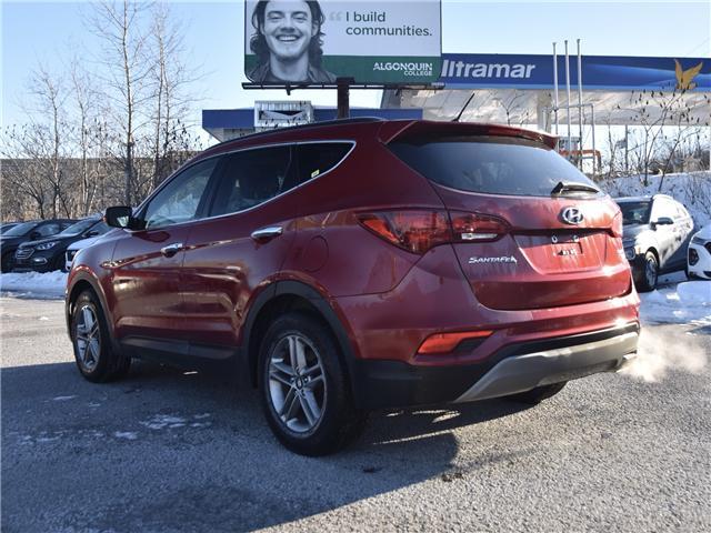 2018 Hyundai Santa Fe Sport 2.4 Base (Stk: X1250) in Ottawa - Image 6 of 11