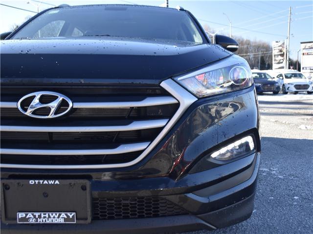 2018 Hyundai Tucson Premium 2.0L (Stk: X1246) in Ottawa - Image 3 of 19