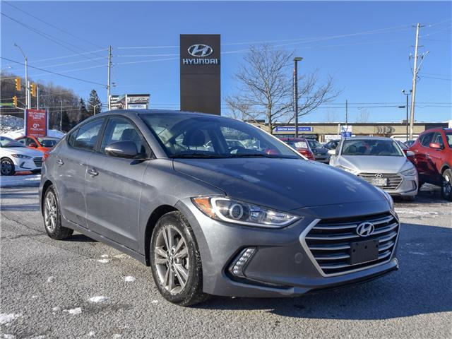 2018 Hyundai Elantra GL (Stk: X1244) in Ottawa - Image 1 of 11