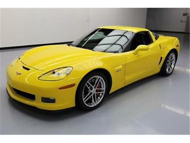2008 Chevrolet Corvette Z06 Fixed Roof (Stk: ) in Toronto - Image 1 of 1