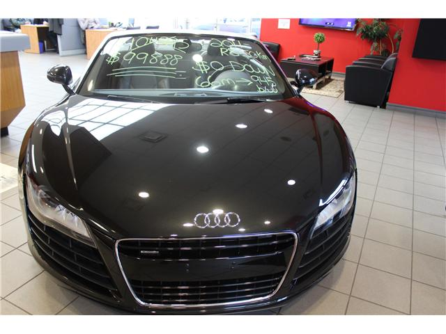 2011 Audi R8 4.2 (Stk: P0109) in Nanaimo - Image 1 of 5