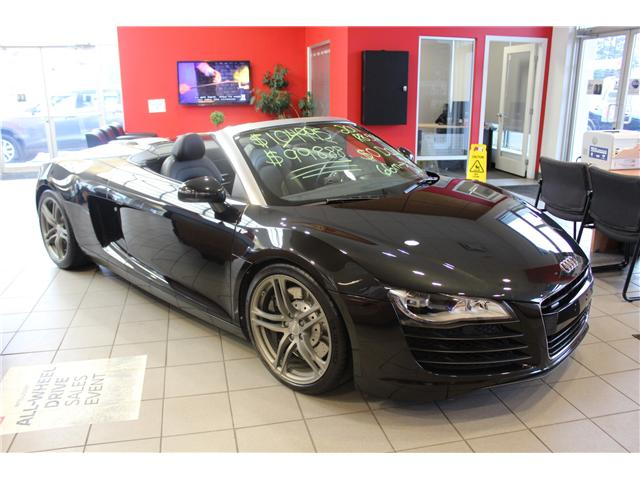 2011 Audi R8 4.2 (Stk: P0109) in Nanaimo - Image 2 of 5