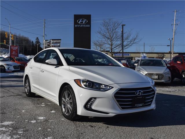 2018 Hyundai Elantra GL (Stk: X1245) in Ottawa - Image 1 of 11