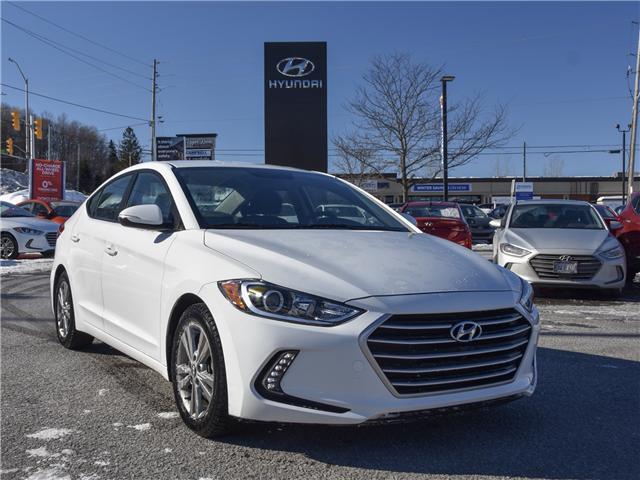 2018 Hyundai Elantra GL (Stk: X1251) in Ottawa - Image 1 of 11