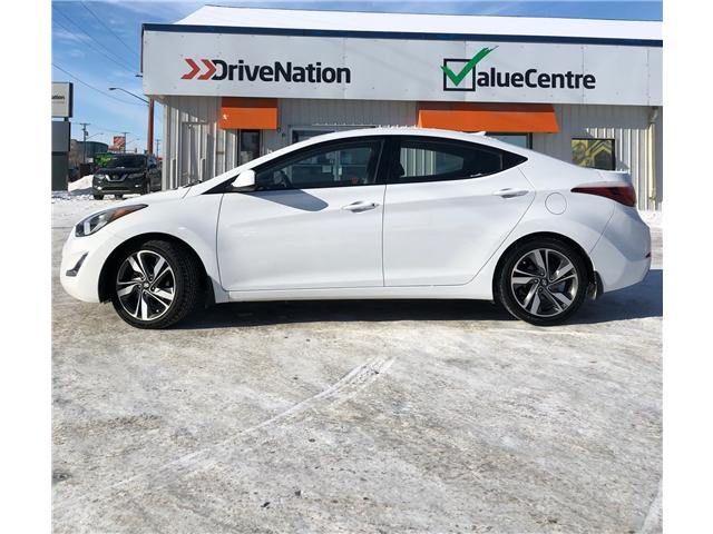 2016 Hyundai Elantra GLS (Stk: A2642) in Saskatoon - Image 2 of 15