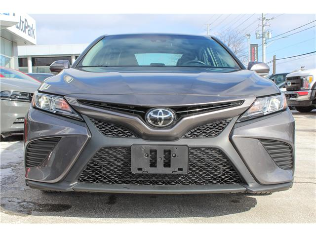 2018 Toyota Camry SE (Stk: 18-045813) in Mississauga - Image 5 of 25