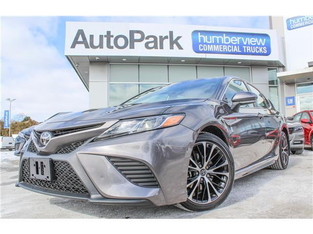 2018 Toyota Camry SE (Stk: 18-045813) in Mississauga - Image 1 of 25