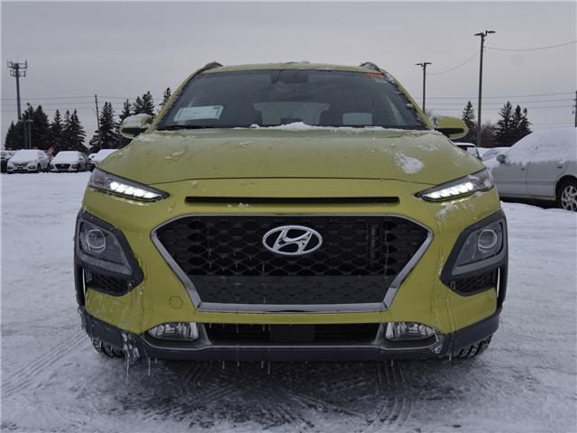 2019 Hyundai KONA 1.6T Ultimate (Stk: R95481) in Ottawa - Image 2 of 9