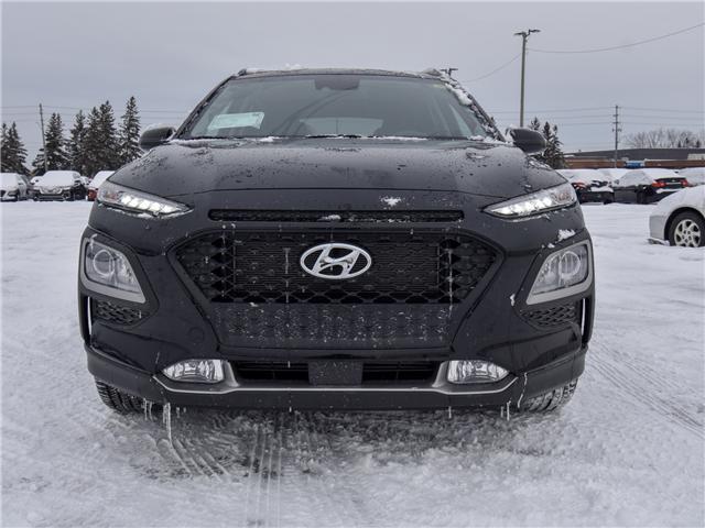 2019 Hyundai KONA 2.0L Luxury (Stk: R95344) in Ottawa - Image 2 of 9