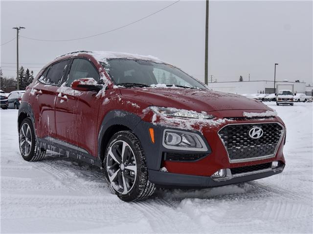 2019 Hyundai KONA 2.0L Preferred (Stk: R95504) in Ottawa - Image 1 of 9