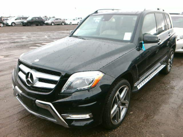 2014 Mercedes-Benz Glk-Class  (Stk: ) in Toronto - Image 1 of 1