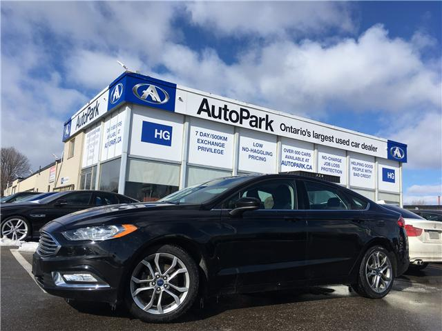 2017 Ford Fusion SE (Stk: 17-10223) in Brampton - Image 1 of 22