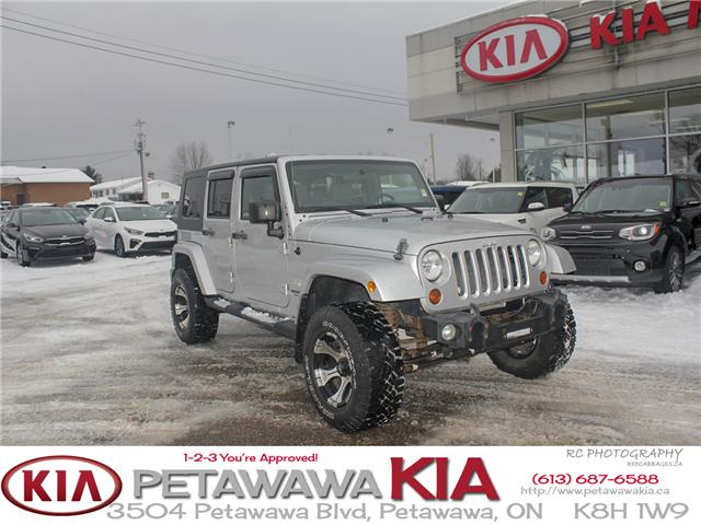 2008 Jeep Wrangler Unlimited Sahara (Stk: 19027-1) in Petawawa - Image 2 of 19