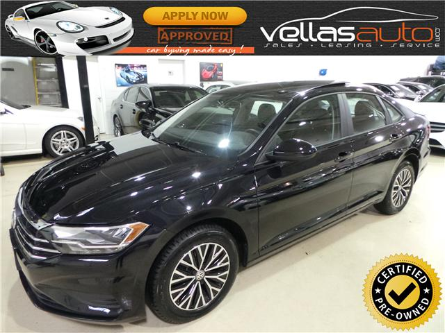 2019 Volkswagen Jetta 1.4 TSI Highline (Stk: NP4028) in Vaughan - Image 1 of 25