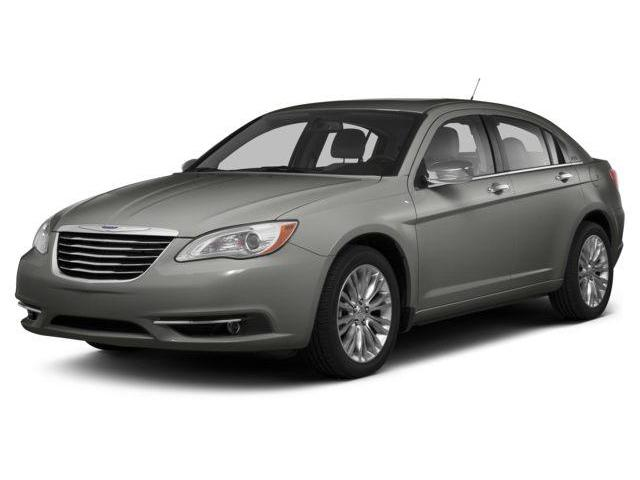 2013 Chrysler 200 LX (Stk: 19131) in Chatham - Image 1 of 8