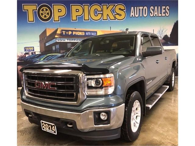 2014 GMC Sierra 1500 SLE (Stk: 332224) in NORTH BAY - Image 1 of 26
