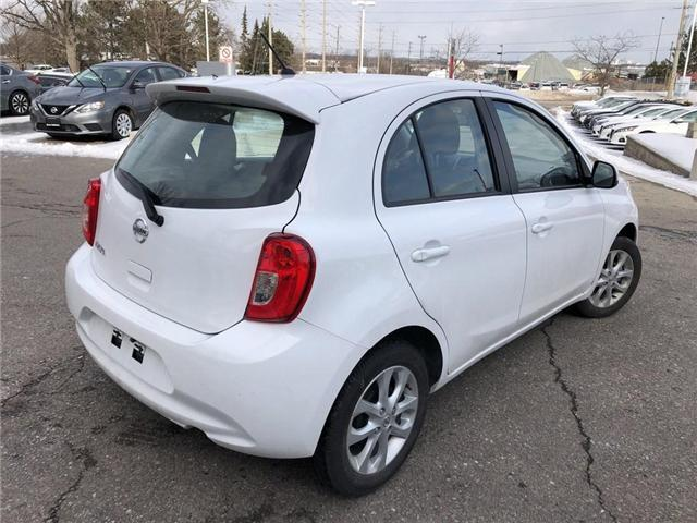 2018 Nissan Micra SV - DEMO CLEARANCE | BACKUP CAM (Stk: P0614) in Mississauga - Image 5 of 17