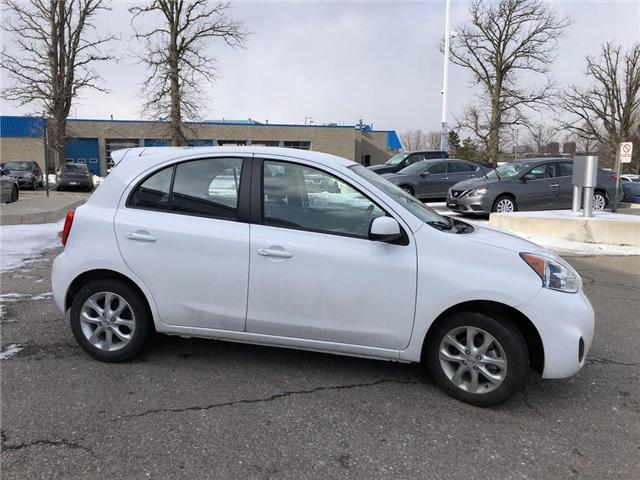 2018 Nissan Micra SV - DEMO CLEARANCE | BACKUP CAM (Stk: P0614) in Mississauga - Image 6 of 17