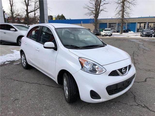 2018 Nissan Micra SV - DEMO CLEARANCE | BACKUP CAM (Stk: P0614) in Mississauga - Image 7 of 17