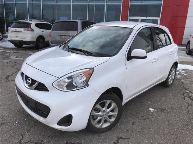 2018 Nissan Micra SV - DEMO CLEARANCE | BACKUP CAM (Stk: P0614) in Mississauga - Image 9 of 17
