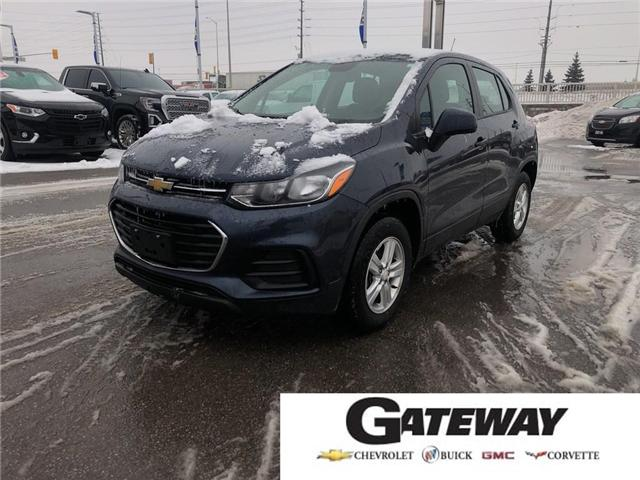 2018 Chevrolet Trax LS (Stk: 788989A) in BRAMPTON - Image 1 of 17