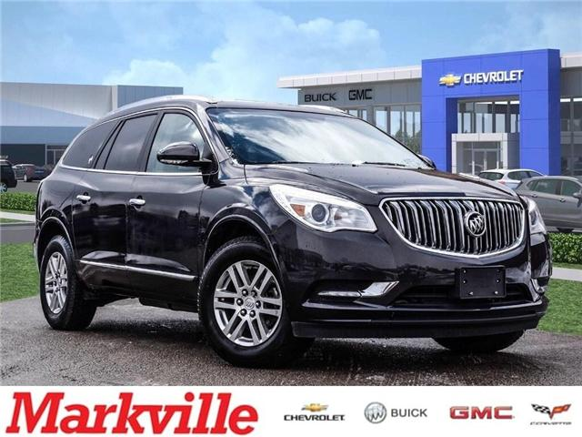 2014 Buick Enclave CLOTH-CONVENIENCE-GM CERTIFIED PRE-OWNED-1 OWNER (Stk: 119531A) in Markham - Image 1 of 26