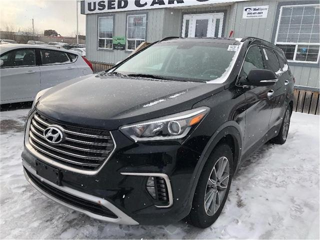 2018 Hyundai Santa Fe XL Luxury/6 PASS (Stk: 269821) in Brampton - Image 1 of 14