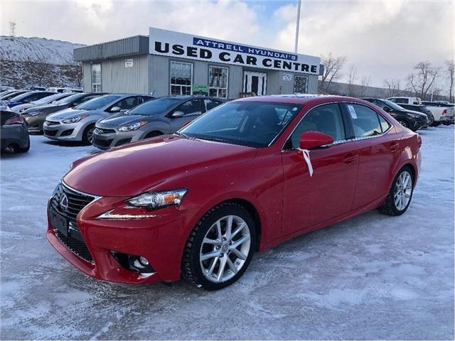 2016 Lexus IS 300 AWD - (Stk: 002637) in Brampton - Image 1 of 17