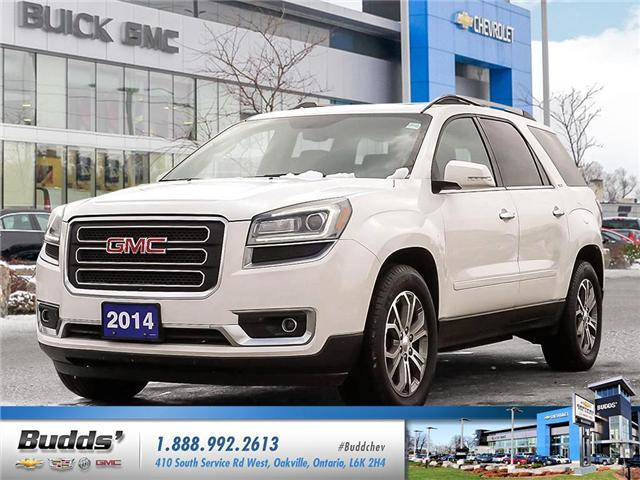 2014 GMC Acadia SLT1 (Stk: AC8021PA) in Oakville - Image 1 of 25