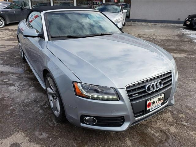 2010 Audi A5 2.0T | S-LINE | RARE FIND | SPRING IS COMING (Stk: P11724) in Oakville - Image 2 of 22