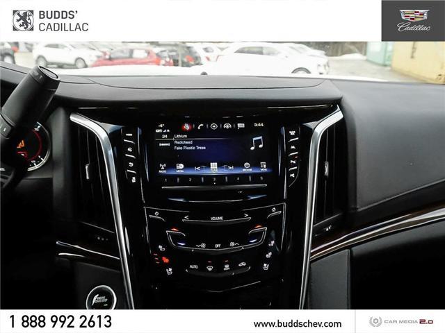 2019 Cadillac Escalade ESV Premium Luxury (Stk: ES9024) in Oakville - Image 10 of 25