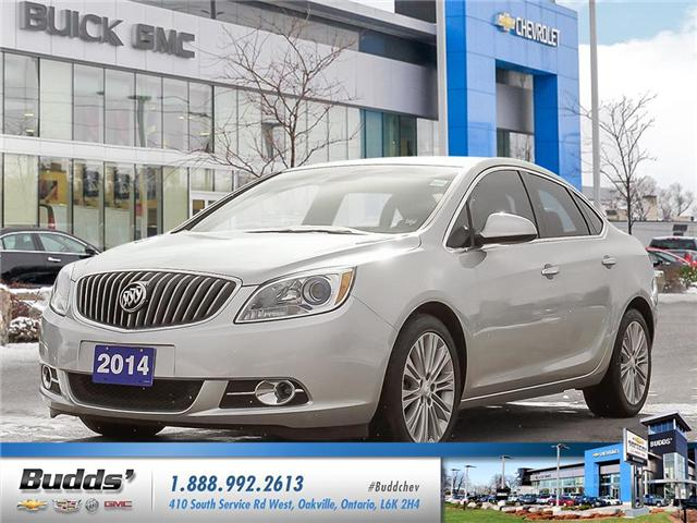 2014 Buick Verano Base (Stk: R1384) in Oakville - Image 1 of 25