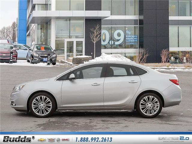2014 Buick Verano Base (Stk: R1384) in Oakville - Image 2 of 25