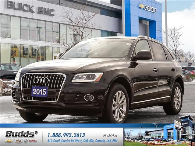 2015 Audi Q5 2.0T Progressiv (Stk: XT7115T) in Oakville - Image 1 of 25