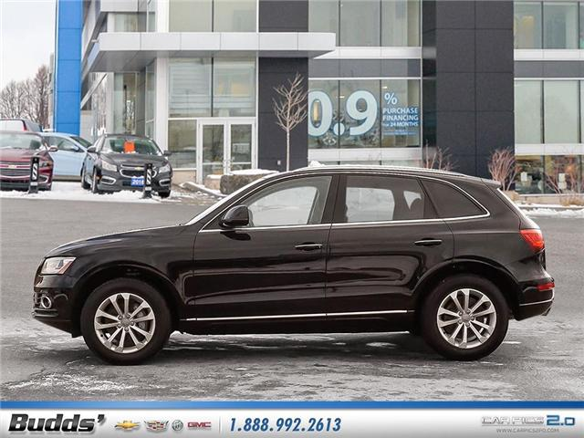 2015 Audi Q5 2.0T Progressiv (Stk: XT7115T) in Oakville - Image 2 of 25