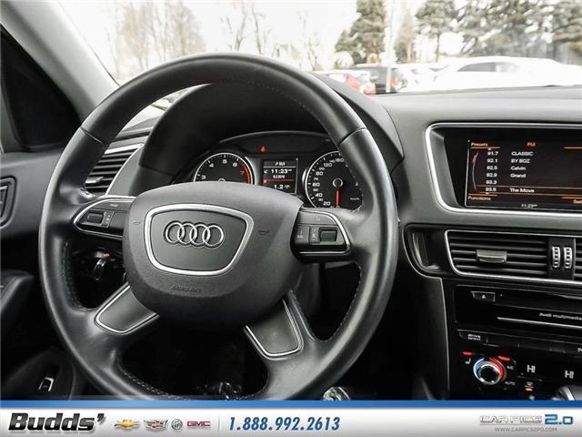 2015 Audi Q5 2.0T Progressiv (Stk: XT7115T) in Oakville - Image 9 of 25