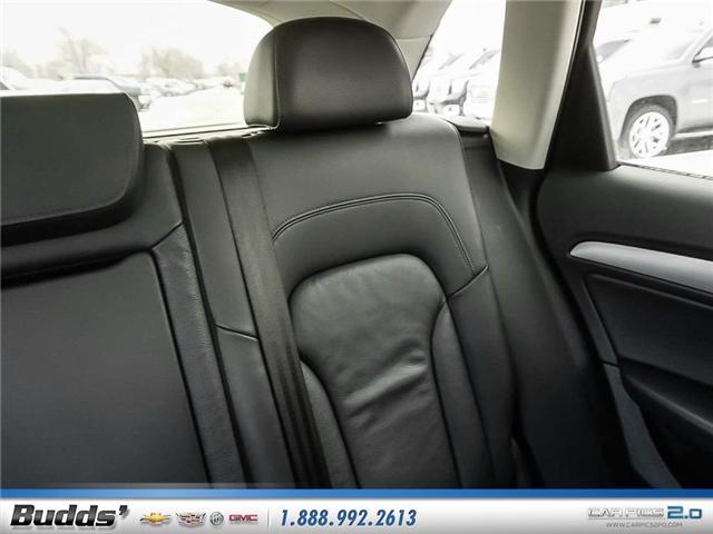 2015 Audi Q5 2.0T Progressiv (Stk: XT7115T) in Oakville - Image 14 of 25