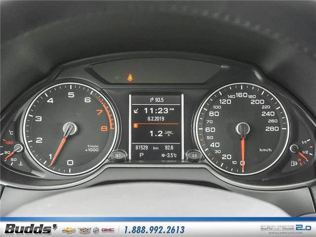 2015 Audi Q5 2.0T Progressiv (Stk: XT7115T) in Oakville - Image 15 of 25