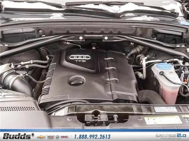 2015 Audi Q5 2.0T Progressiv (Stk: XT7115T) in Oakville - Image 20 of 25