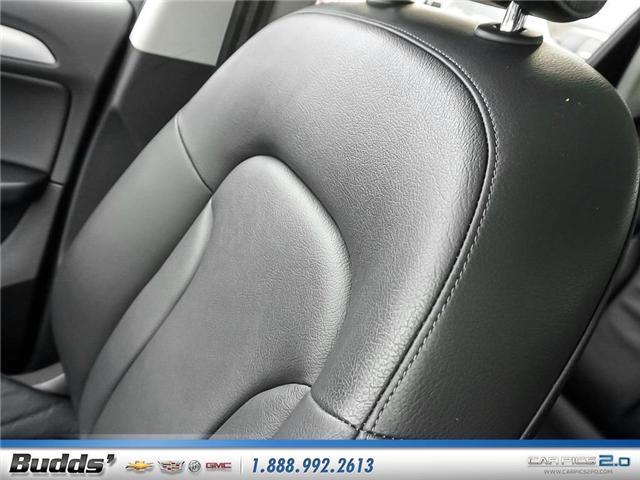 2015 Audi Q5 2.0T Progressiv (Stk: XT7115T) in Oakville - Image 24 of 25