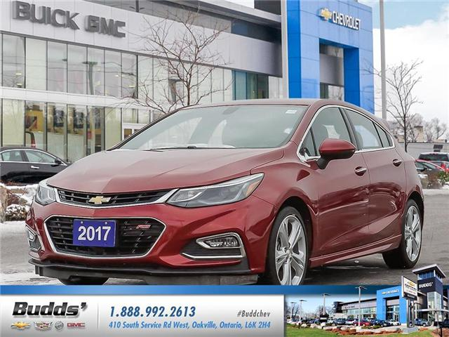 2017 Chevrolet Cruze Hatch Premier Auto (Stk: R1198L) in Oakville - Image 1 of 25