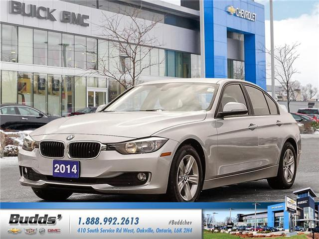 2014 BMW 320i xDrive (Stk: AT7035T) in Oakville - Image 1 of 25