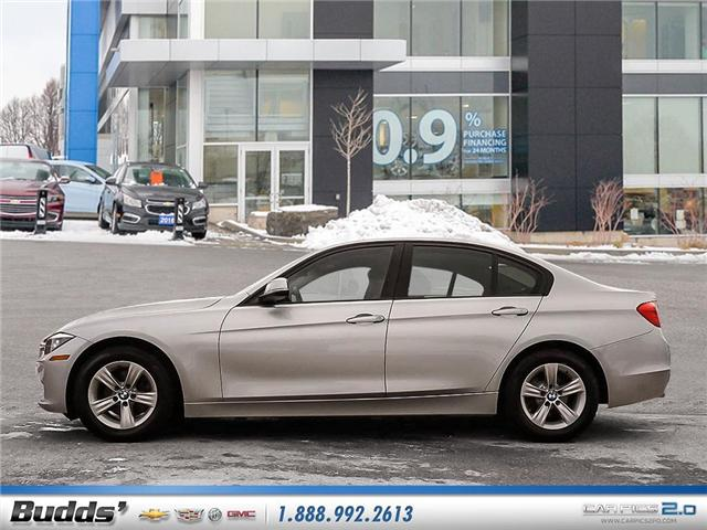 2014 BMW 320i xDrive (Stk: AT7035T) in Oakville - Image 2 of 25