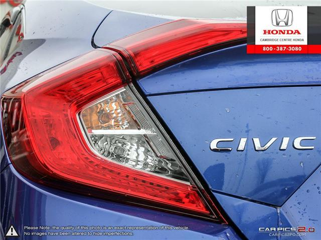 2016 Honda Civic LX (Stk: 19245A) in Cambridge - Image 12 of 27