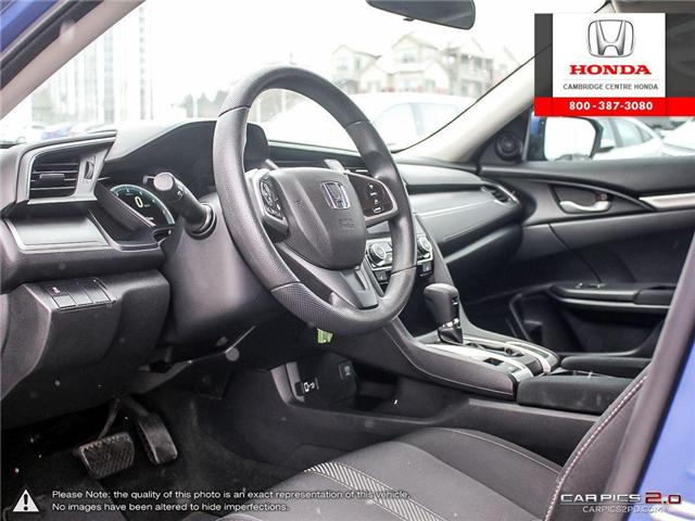 2016 Honda Civic LX (Stk: 19245A) in Cambridge - Image 13 of 27